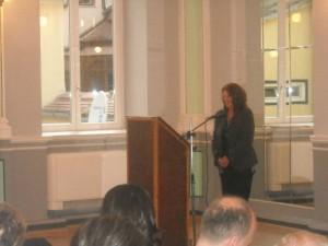 Präsidentin  Marianne Hepp Der Internationale Deutschlehrerverband