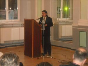 Sorin Giurumescu, Generalinspekteur Rumänisches Ministerium für Bildung, Forschung Jugend und Sport (MECTS)
