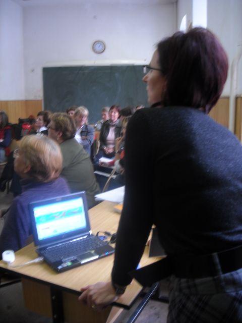15.PASCH - Projekt Präsentation, Multiplikatorin Carmen Pirl