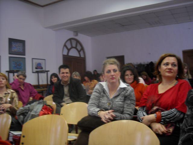 16.  Europäische interkulturelle Projekte, Präsentation Schu