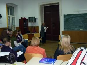 37.Schreiben, Lust oder Last, Workshop Multiplikatorin Simon
