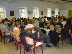 40. 1. Nov. 2009, DVR Versammlung, Bericht und Besprechung d