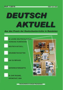coperta revista Deutsch Aktuell-2
