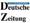Allgemeine Deutsche Zeitung (ADZ) Allgemeine Deutsche Zeitung (ADZ)